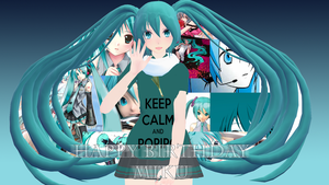 World is Miku's by NoUsernameIncluded