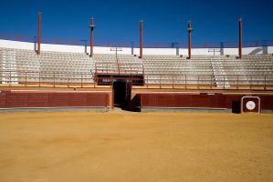 Plaza Toros 01 by SuperStar-Stock
