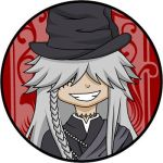 Undertaker Kuro Button by Bladerdani