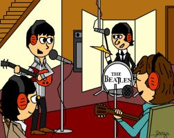 The Beatles: Abbey Road Sessions by JorgeFilms