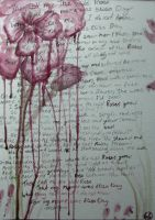 Where the Wild Roses Grow by riverrain