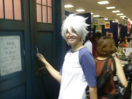 When Soul Met The TARDIS by Je5mma