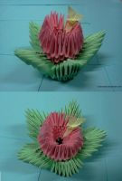 Lotus Origami by collarander