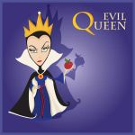 Evil Queen by Superespialidoce