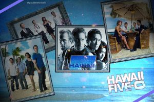 Hawaii Five-O Team Wallpaper by allyces