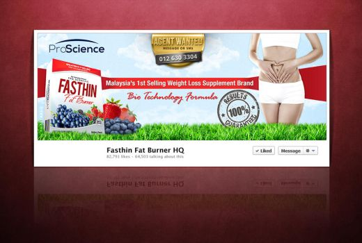 Fasthin Fat Burner HQ by rexolution