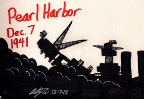 Pearl Harbor 71 Years Later by newyorkx3