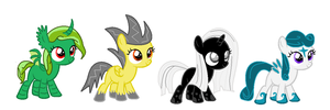 Random pony Adoptables (OPEN) by LeaAventurera