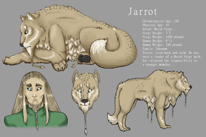 -Jarrot Reference- by Rem-embrance