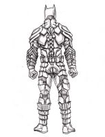 Heavy Battle Suit 2 Back by LandonLott