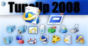 TuneUp 2008 Icons by DJMattRicks