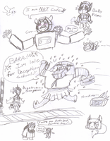 Transformers doodles by SalemTheCat23