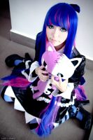 Stocking I by YukiChristy