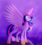 Harbinger of the Night by IamtehPILOT