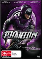 Phantom 2009 Australian DVD by GiorRoig