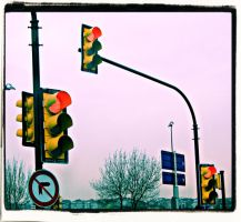 trafficlight by rotkappchen08