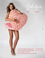 bodique lingerie magazine ad. by fedo86