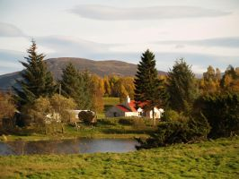 Cairngorm Cottage by piglet365