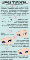 Eye tutorial by Just-a-Bud