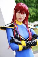 Are you worthy of my challenge,Iczer-1? by RyugaSSJ3