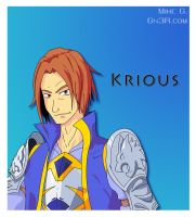 COM- Krious by Gx3RComics