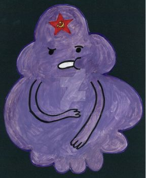 Lumpy Space Comrade by redguard1