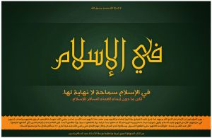 The spirit of tolerance in Islam by taoufiq