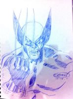 Wolverine fist NYCC 2011 by ScottCohn