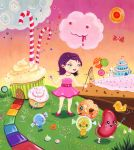 CAndyland Nibbles by Tiffanyliu