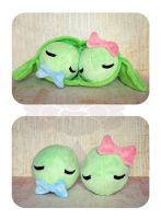 Two Peas in a Pod by ShadowedPorcelain