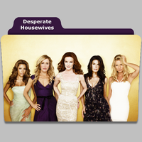 Desperate Housewives tv folder by speakingsoul