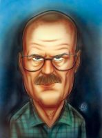 Walter White by mainasha