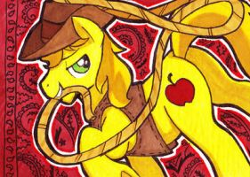 One of a kind card--Braeburn by MMMenagerie
