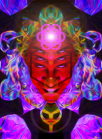 The Divine Mind by twocollective