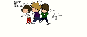 One Direction by I-heart-chocolate