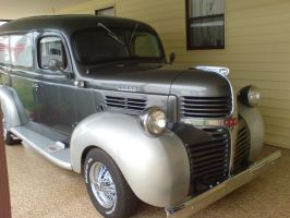 41 Dodge Panel - A by fireman59
