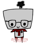 Stereo- Chibibot for SoGENIUS by path-o-logical