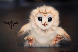 Owl Sowush 9 by Flicker-Dolls