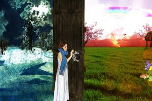 Winter to Spring by ceciliay