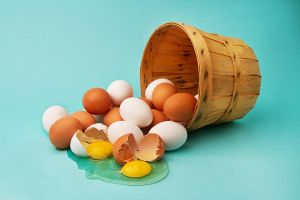 All your eggs in one basket by AmblingPhotographer