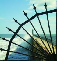 Tynemouth Pier 2 by Destined-For-Nothing