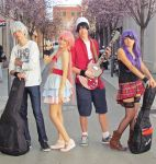 We give the note (Mirai Nikki, Rocker) by Doriri-chan