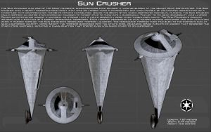 Sun Crusher ortho [New] by unusualsuspex