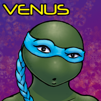 3rd day of Christmas - Venus by Pimpypants
