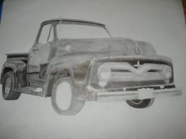 Ford Unfinished by Skihaas1