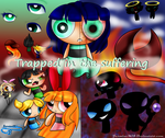 Trapped in the Suffering Cover by JasmineM18