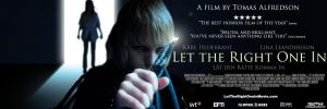 Let the Right One In - 2008 Movie Banner by CrustyDog
