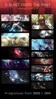 A blast from the past PSD pack by peewee1002