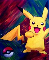 Pikachu to the Rescue by Sincitykid