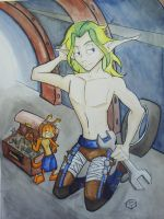 +JAK+ - Gets Hot In the Garage by AtsuiChokoreto